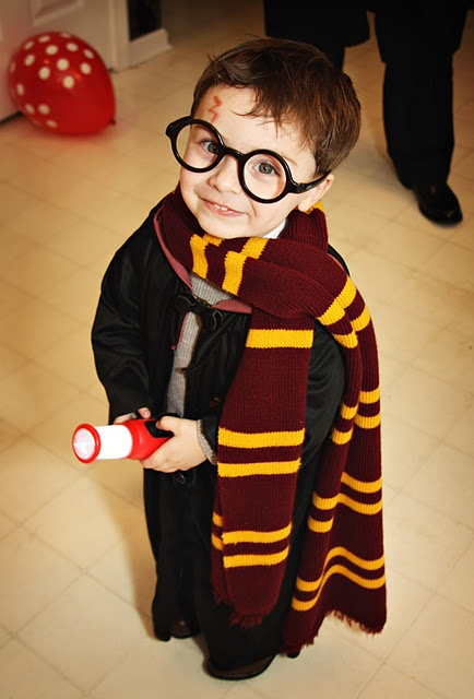 Harry Potter: un heroi etern. Via Nikkipullen