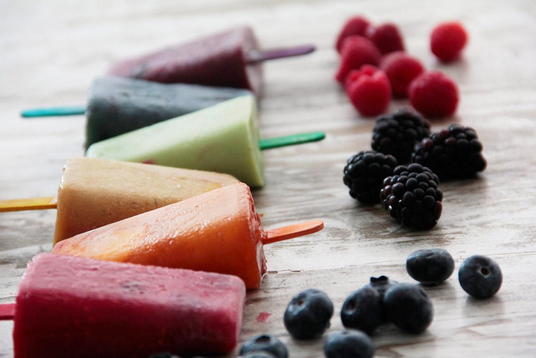 gelats de fruita