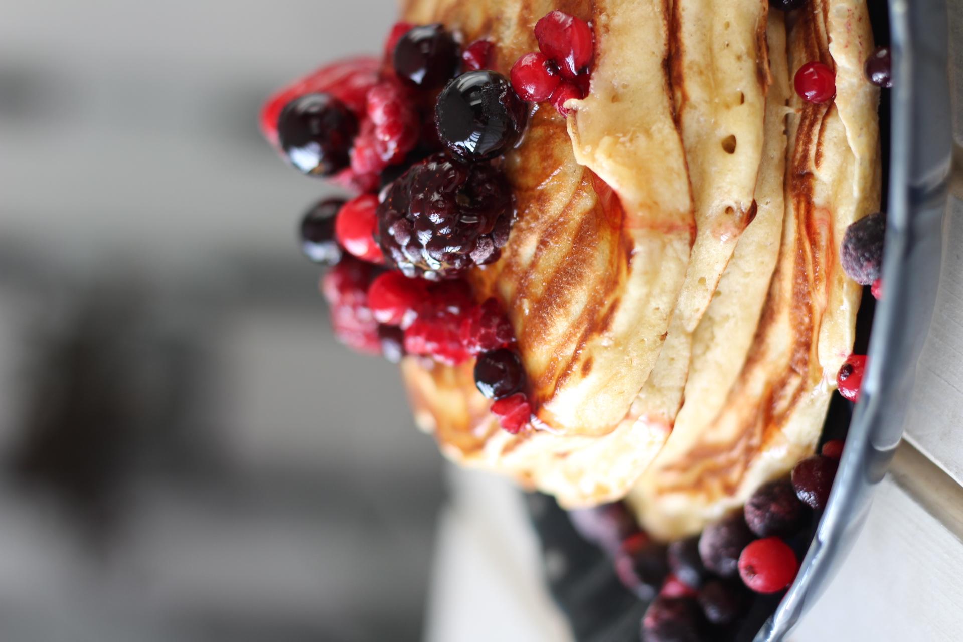 pancakes mare